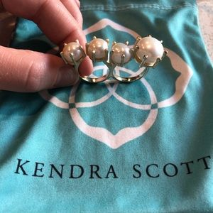 Kendra Scott Statement Ring